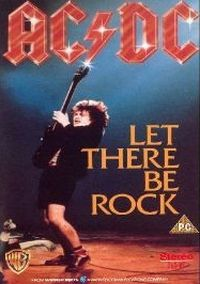 Cover AC/DC - Let There Be Rock - Live In Paris [DVD]